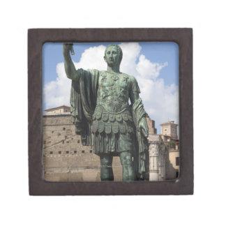 Roman Emperor statue Gift Box