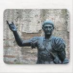 Roman Emperor Trajan Mouse Pad