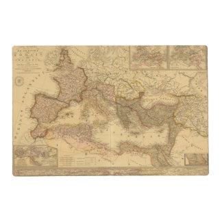 Roman Empire 2 Laminated Place Mat
