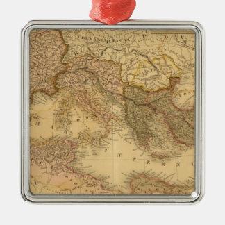 Roman Empire 2 Metal Ornament