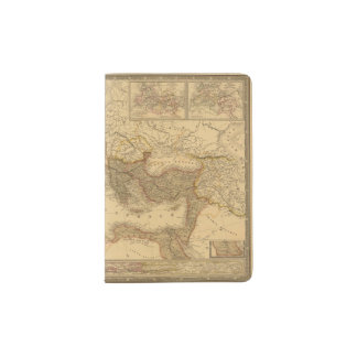 Roman Empire 2 Passport Holder