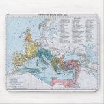 Roman Empire 395 AD Mousemat Mouse Mats