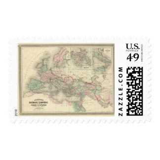 Roman Empire at the Time of Christ Postage