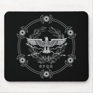Roman Empire Emblem Mousepad