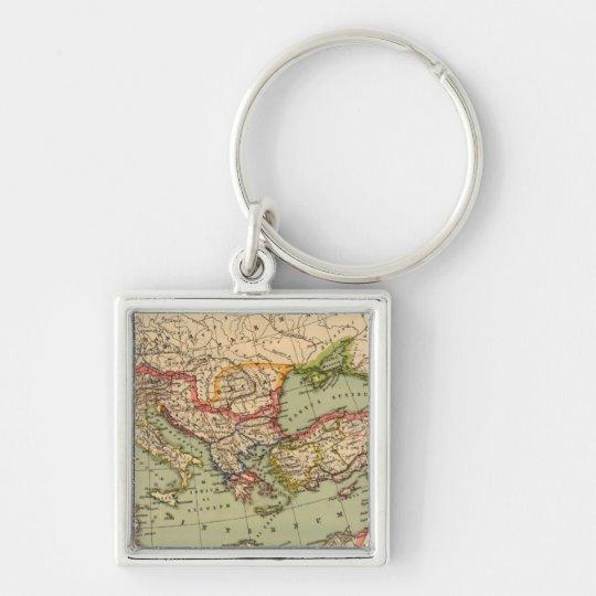 Roman Empire Keychain