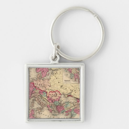 Roman Empire Keychain