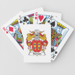 Roman Family Crest Deck Of Cards