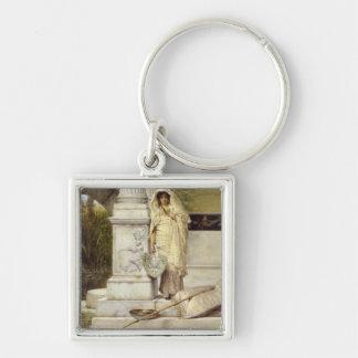 Roman Fisher Girl, 1873 Keychain