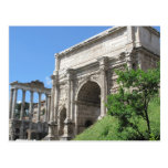 Roman Forum Arch Of Titus - Rome, Italy Post Cards