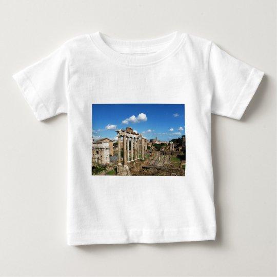 Roman Forum Baby T-Shirt