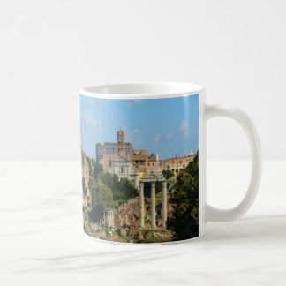 Roman Forum in Rome Coffee Mug