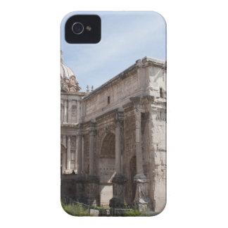 Roman Forum in Rome, Italy iPhone 4 Case-Mate Case