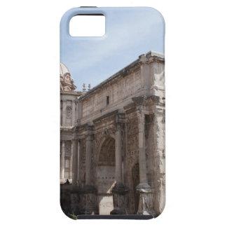 Roman Forum in Rome, Italy iPhone SE/5/5s Case
