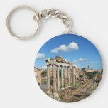 Roman Forum Keychain