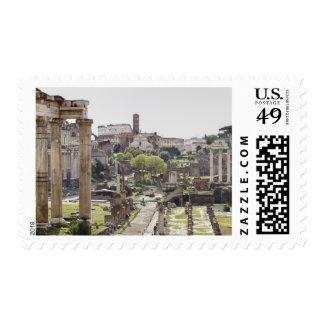 Roman Forum Postage