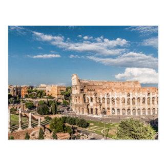 Roman Forum Poster | Italy | Rome Postcard