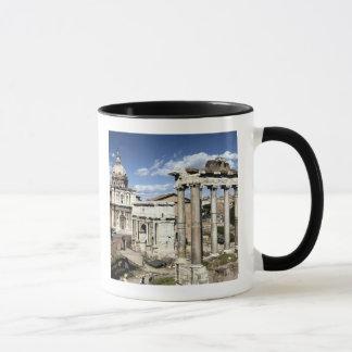 Roman Forum, Rome, Italy Mug