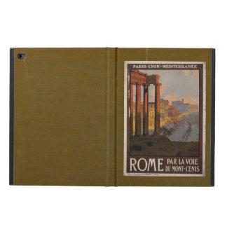 Roman Forum Vintage Travel Advertisement Powis iPad Air 2 Case