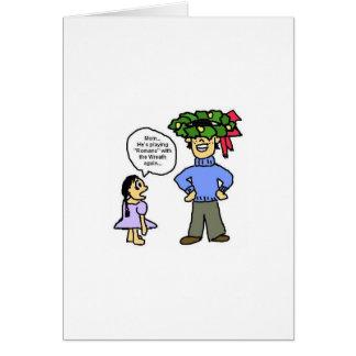 Roman Fun Christmas Card