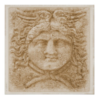 ROMAN GOD MERCURY poster