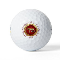 Roman Golf Balls