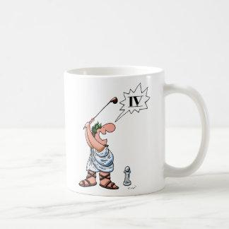 Roman Golfer--IV Mug