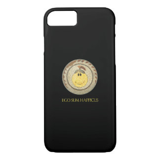 Roman Happy Face iPhone case