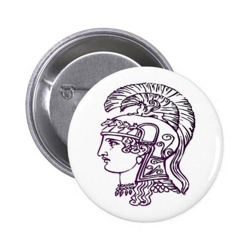 Roman Heads Buttons