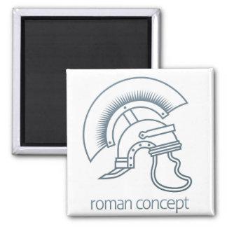 Roman Helmet Centurion Concept Magnet