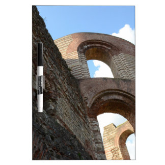 Roman Imperial Baths Trier Dry Erase Board