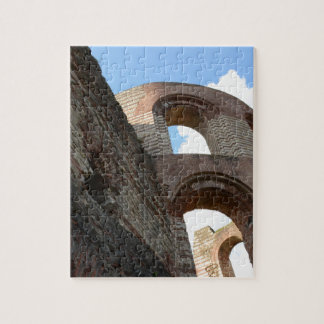 Roman Imperial Baths Trier Jigsaw Puzzle