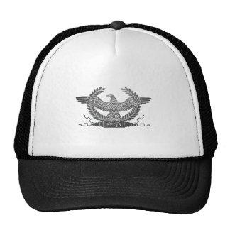 Roman Iron Eagle Trucker Hat