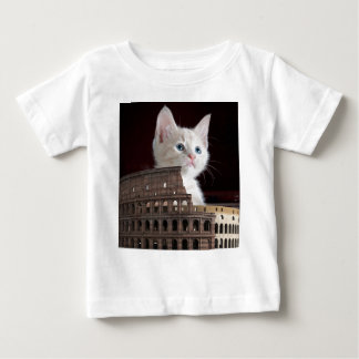 roman kitty baby T-Shirt