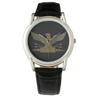 Roman Legion Eagle in Copper Finish Wrist Watch