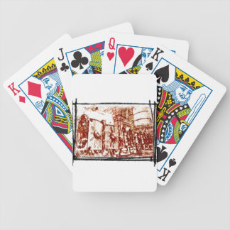 Roman Legionary... Bicycle Playing Cards