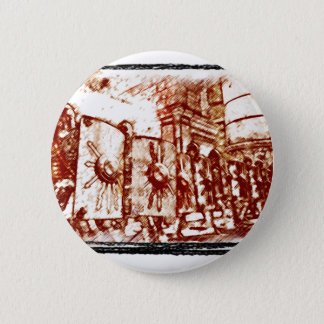 Roman Legionary... Pinback Button