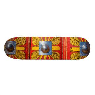 Roman Military Shield - Scutum Skateboard