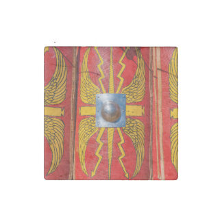 Roman Military Shield - Scutum Stone Magnet