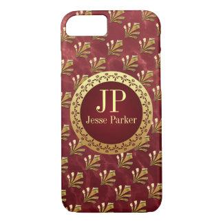 Roman Monogram iPhone 8/7 Case