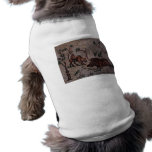 Roman Mosaic Doggie Tee Shirt