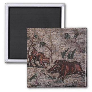 Roman Mosaic Magnet