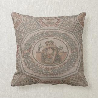 Roman Mosaic Pillow