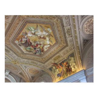 Roman Paintings Postcard