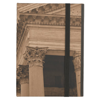 Roman Pantheon Ancient Architecture Sepia | Roma Case For iPad Air