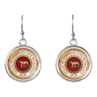 Roman Patrician Earrings