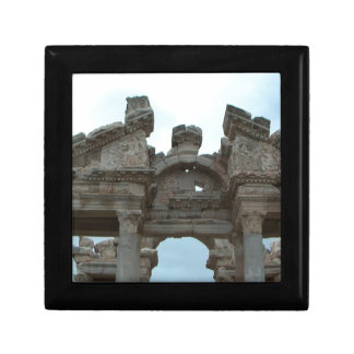 Roman Pediment Gift Box