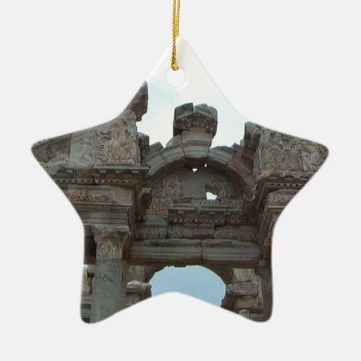 Roman Pediment Ornament