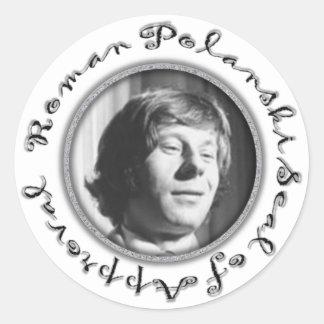 Roman Polanski Seal of Approval Sticker
