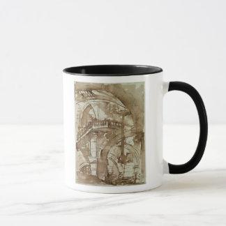 Roman Prison, c.1744-5 Mug