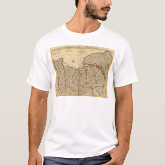 Roman roads and forests T-Shirt
